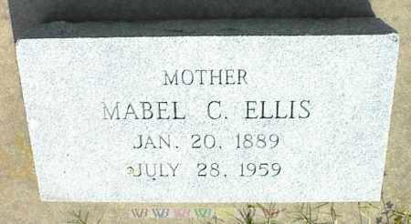 ELLIS, MABEL C. - Nowata County, Oklahoma   MABEL C. ELLIS - Oklahoma Gravestone Photos