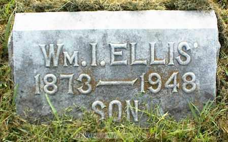 ELLIS, WM. I. - Nowata County, Oklahoma | WM. I. ELLIS - Oklahoma Gravestone Photos