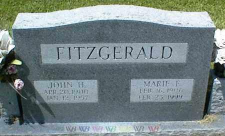 FITZGERALD, MARIE E. - Nowata County, Oklahoma | MARIE E. FITZGERALD - Oklahoma Gravestone Photos