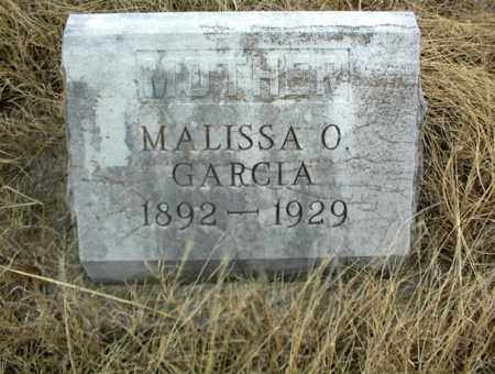GARCIA, MALISSA O. - Nowata County, Oklahoma | MALISSA O. GARCIA - Oklahoma Gravestone Photos