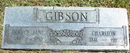 GIBSON, NANCY JANE - Nowata County, Oklahoma | NANCY JANE GIBSON - Oklahoma Gravestone Photos