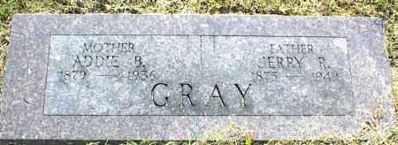 GRAY, JERRY R. - Nowata County, Oklahoma | JERRY R. GRAY - Oklahoma Gravestone Photos