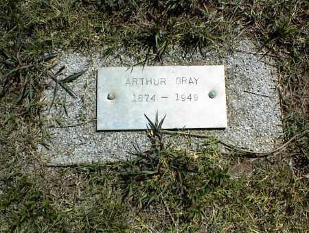 GRAY, ARTHUR - Nowata County, Oklahoma | ARTHUR GRAY - Oklahoma Gravestone Photos
