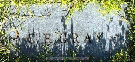 GRAY, C. F. - Nowata County, Oklahoma | C. F. GRAY - Oklahoma Gravestone Photos