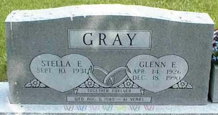 GRAY, GLENN E. - Nowata County, Oklahoma   GLENN E. GRAY - Oklahoma Gravestone Photos