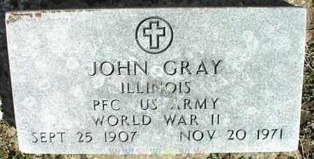 GRAY, JOHN - Nowata County, Oklahoma | JOHN GRAY - Oklahoma Gravestone Photos