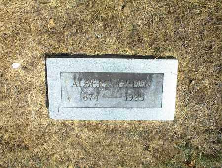 GREEN, ALBERT - Nowata County, Oklahoma | ALBERT GREEN - Oklahoma Gravestone Photos