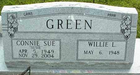 GREEN, CONNIE SUE - Nowata County, Oklahoma | CONNIE SUE GREEN - Oklahoma Gravestone Photos
