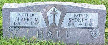HALL, GLAFRY M. - Nowata County, Oklahoma | GLAFRY M. HALL - Oklahoma Gravestone Photos