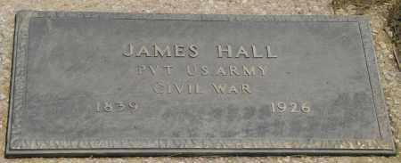 HALL, JAMES - Nowata County, Oklahoma   JAMES HALL - Oklahoma Gravestone Photos