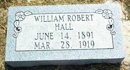HALL, WILLIAM ROBERT - Nowata County, Oklahoma | WILLIAM ROBERT HALL - Oklahoma Gravestone Photos