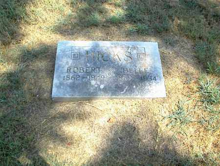 HICKS, ROBERT - Nowata County, Oklahoma | ROBERT HICKS - Oklahoma Gravestone Photos