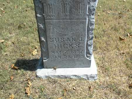 HICKS, SUSAN J. - Nowata County, Oklahoma | SUSAN J. HICKS - Oklahoma Gravestone Photos