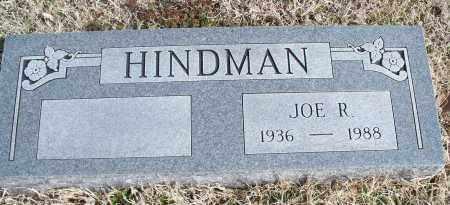 HINDMAN, JOE R. - Nowata County, Oklahoma | JOE R. HINDMAN - Oklahoma Gravestone Photos