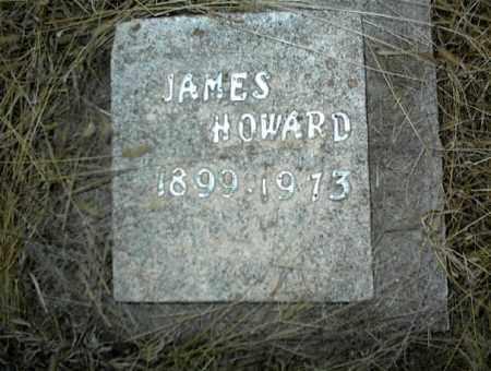 HOWARD, JAMES - Nowata County, Oklahoma | JAMES HOWARD - Oklahoma Gravestone Photos