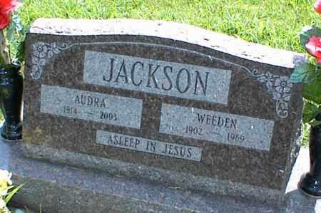 JACKSON, AUDRA - Nowata County, Oklahoma | AUDRA JACKSON - Oklahoma Gravestone Photos