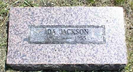 JACKSON, IDA - Nowata County, Oklahoma | IDA JACKSON - Oklahoma Gravestone Photos