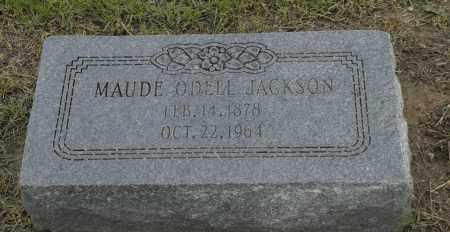 JACKSON, MAUDE ODELL - Nowata County, Oklahoma | MAUDE ODELL JACKSON - Oklahoma Gravestone Photos