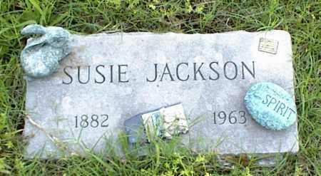 JACKSON, SUSIE - Nowata County, Oklahoma | SUSIE JACKSON - Oklahoma Gravestone Photos
