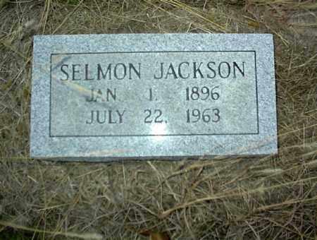 JACKSON, SELMON - Nowata County, Oklahoma | SELMON JACKSON - Oklahoma Gravestone Photos