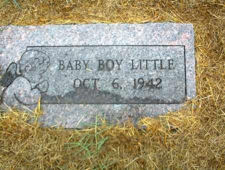 LITTLE, BABY BOY - Nowata County, Oklahoma | BABY BOY LITTLE - Oklahoma Gravestone Photos
