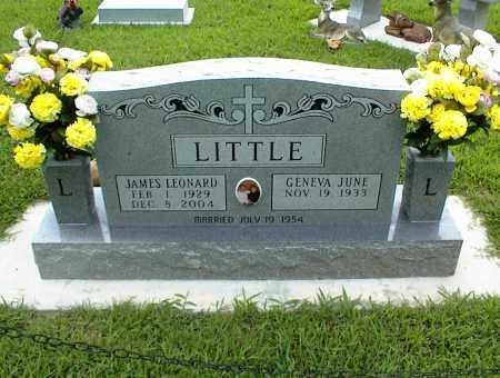 LITTLE, JAMES LEONARD - Nowata County, Oklahoma   JAMES LEONARD LITTLE - Oklahoma Gravestone Photos