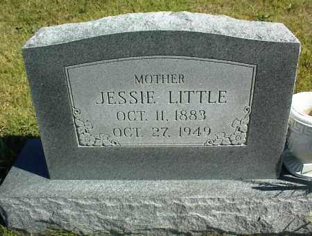 LITTLE, JESSIE - Nowata County, Oklahoma   JESSIE LITTLE - Oklahoma Gravestone Photos
