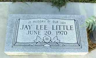 LITTLE, JAY LEE - Nowata County, Oklahoma | JAY LEE LITTLE - Oklahoma Gravestone Photos