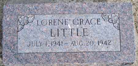 LITTLE, LORENE GRACE - Nowata County, Oklahoma | LORENE GRACE LITTLE - Oklahoma Gravestone Photos
