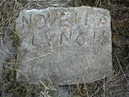 LYNCH, NOVELLA - Nowata County, Oklahoma | NOVELLA LYNCH - Oklahoma Gravestone Photos