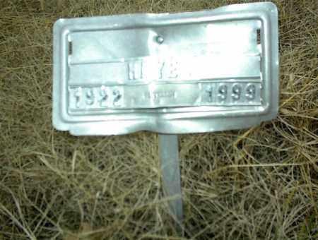 MAYES, X - Nowata County, Oklahoma   X MAYES - Oklahoma Gravestone Photos