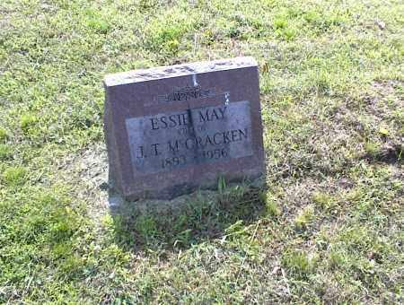 MCCRACKEN, ESSIE MAY - Nowata County, Oklahoma | ESSIE MAY MCCRACKEN - Oklahoma Gravestone Photos