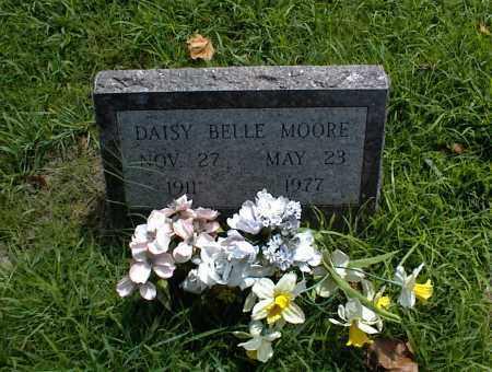 MOORE, DAISY BELLE - Nowata County, Oklahoma | DAISY BELLE MOORE - Oklahoma Gravestone Photos