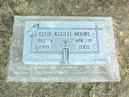 MOORE, ELVIE - Nowata County, Oklahoma | ELVIE MOORE - Oklahoma Gravestone Photos