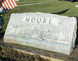 MOORE, ROBERT LEE - Nowata County, Oklahoma | ROBERT LEE MOORE - Oklahoma Gravestone Photos
