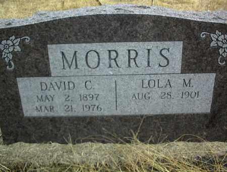MORRIS, LOLA M. - Nowata County, Oklahoma | LOLA M. MORRIS - Oklahoma Gravestone Photos