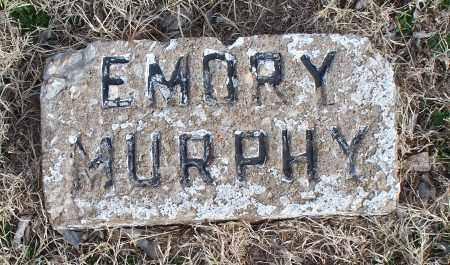 MURPHY, EMORY - Nowata County, Oklahoma   EMORY MURPHY - Oklahoma Gravestone Photos