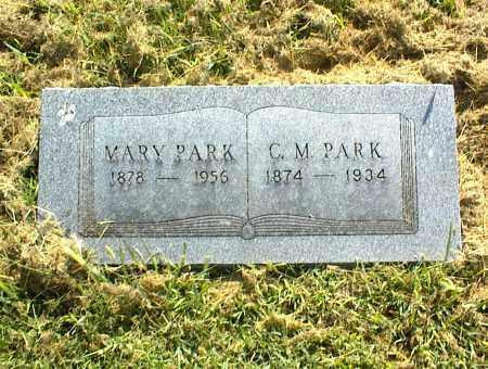 PARK, MARY - Nowata County, Oklahoma | MARY PARK - Oklahoma Gravestone Photos