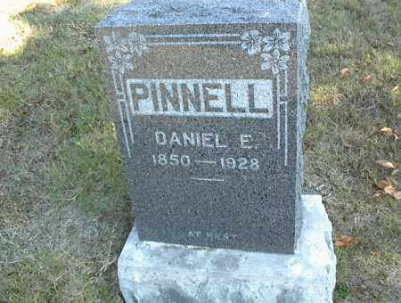 PINNELL, DANIEL E. - Nowata County, Oklahoma | DANIEL E. PINNELL - Oklahoma Gravestone Photos