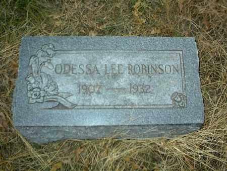 ROBINSON, ODESSA LEE - Nowata County, Oklahoma | ODESSA LEE ROBINSON - Oklahoma Gravestone Photos