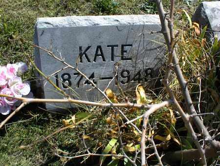 SCHULTZ, KATE - Nowata County, Oklahoma   KATE SCHULTZ - Oklahoma Gravestone Photos