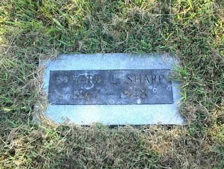 SHARP, EDWARD L. - Nowata County, Oklahoma | EDWARD L. SHARP - Oklahoma Gravestone Photos