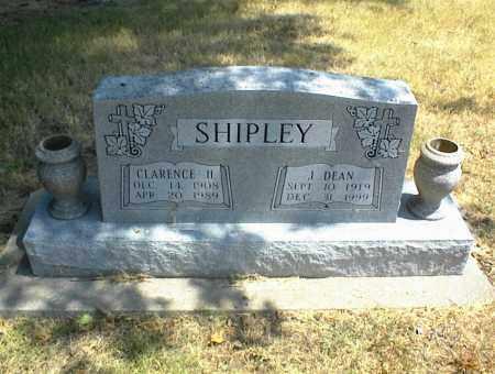 SHIPLEY, J. DEAN - Nowata County, Oklahoma | J. DEAN SHIPLEY - Oklahoma Gravestone Photos