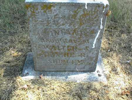 SHIPLEY, INFANT DAUGHTER - Nowata County, Oklahoma   INFANT DAUGHTER SHIPLEY - Oklahoma Gravestone Photos