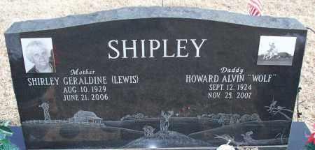 SHIPLEY, HOWARD ALVIN - Nowata County, Oklahoma | HOWARD ALVIN SHIPLEY - Oklahoma Gravestone Photos
