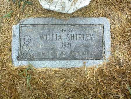 SHIPLEY, WILLIA - Nowata County, Oklahoma | WILLIA SHIPLEY - Oklahoma Gravestone Photos