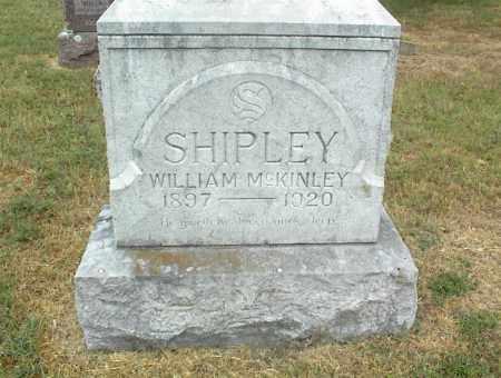 SHIPLEY, WILLIAM MCKINLEY - Nowata County, Oklahoma   WILLIAM MCKINLEY SHIPLEY - Oklahoma Gravestone Photos