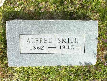 SMITH, ALFRED - Nowata County, Oklahoma | ALFRED SMITH - Oklahoma Gravestone Photos