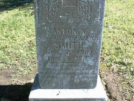 SMITH, ANTON N. - Nowata County, Oklahoma | ANTON N. SMITH - Oklahoma Gravestone Photos
