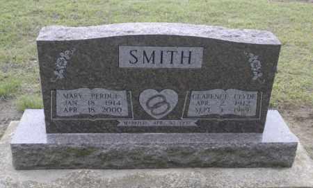 SMITH, MARY PERDUE - Nowata County, Oklahoma | MARY PERDUE SMITH - Oklahoma Gravestone Photos